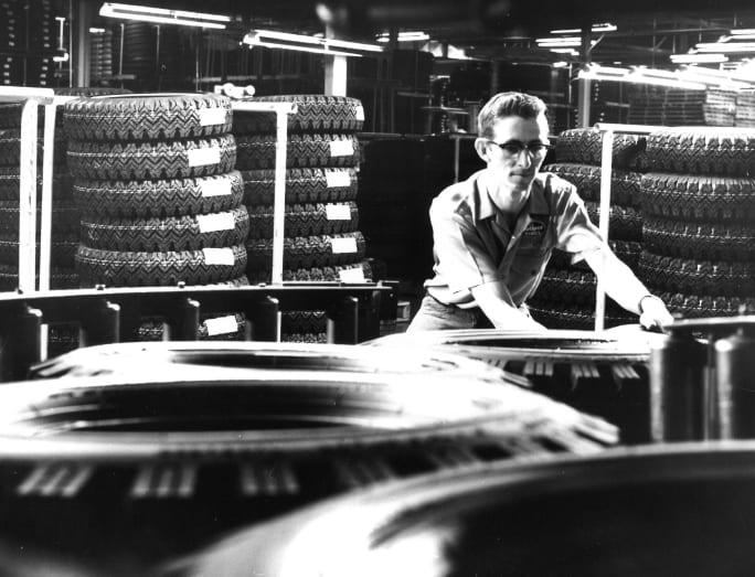 Nace Cooper Tire & Rubber Company.